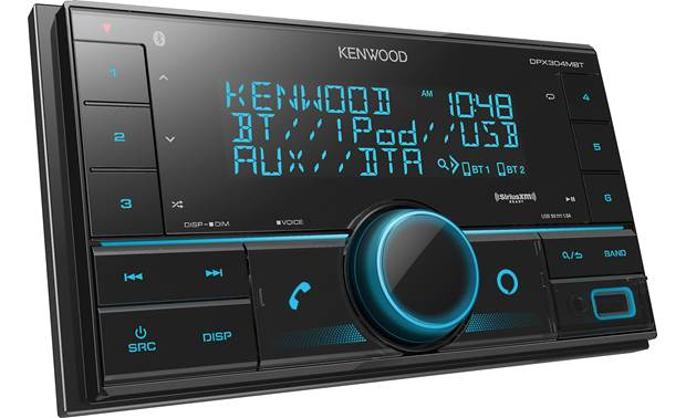 Kenwood DPX304MBT Other