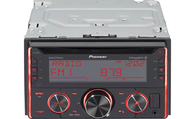 Pioneer FH-S722BS Other