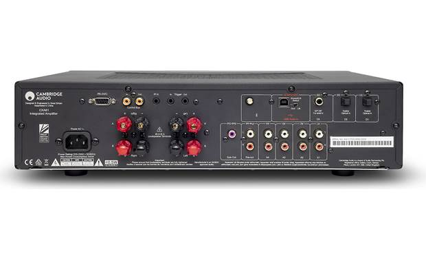 Cambridge Audio CXA61 Back