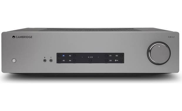 Cambridge Audio CXA61 Front
