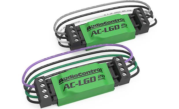AudioControl AC-LGD 20 load generating devices