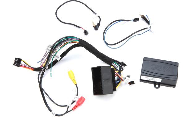 Crux SWRCR-59D Wiring Interface Front