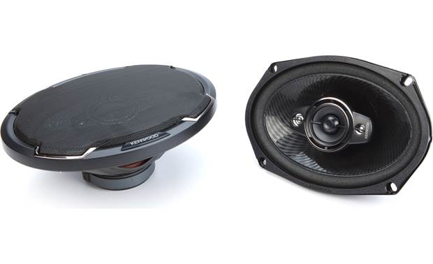 Kenwood KFC-6986PS Upgrade to speakers that make music a joy to listen to