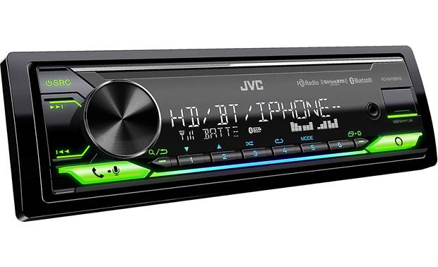 JVC KD-X470BHS Other
