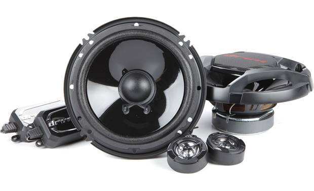 JVC CS-DR601C Step up from factory speakers