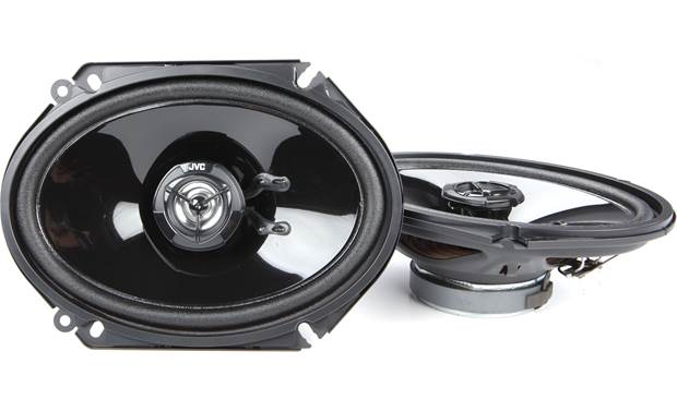 JVC CS-DR6821 Step up from your factory speakers