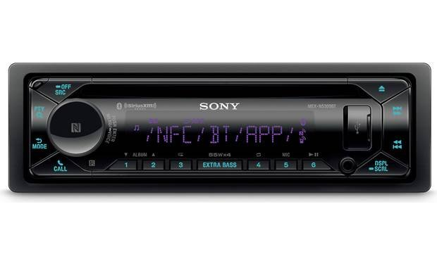 Sony MEX-N5300BT Other