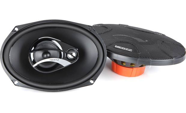Hertz DCX 690.3 Swap out your old speakers with Hertz's Dieci Series