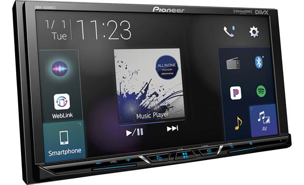 Pioneer DMH-1500NEX Other