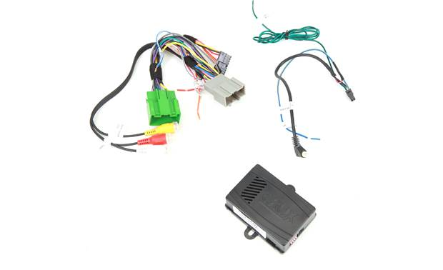 Crux CS-GM31L Wiring Interface Front