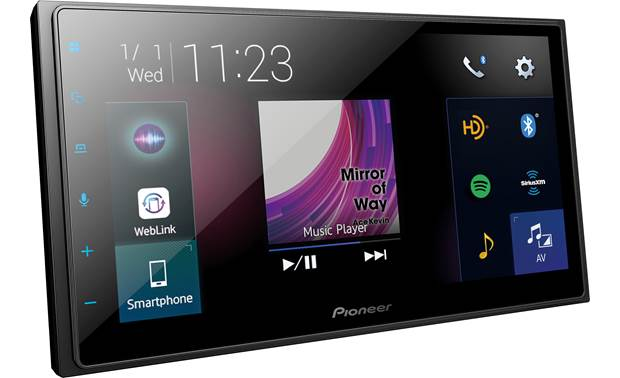 Pioneer DMH-2660NEX Other