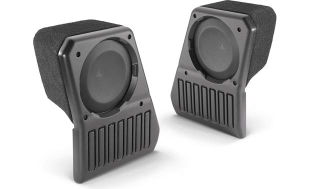 JL Audio Stealthbox® Driver's side and passenger side