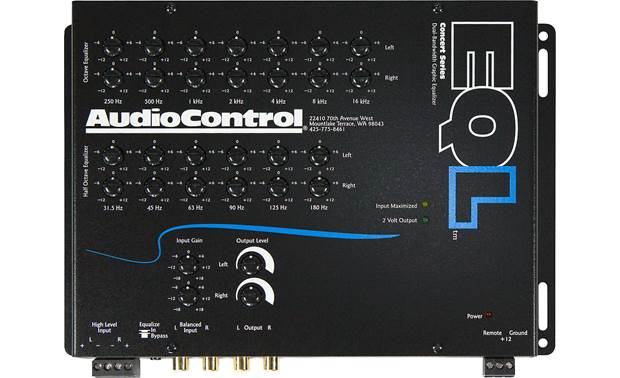 AudioControl EQL Other