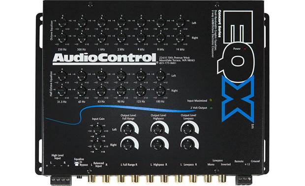AudioControl EQX Other