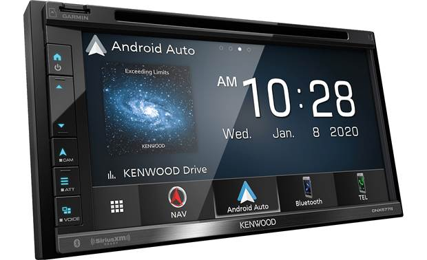 Kenwood DNX577S Other