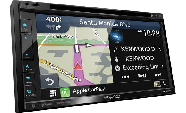 Kenwood Excelon DNX697S Other
