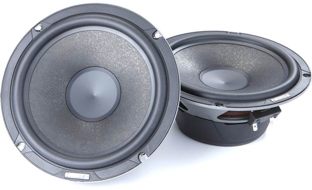 Hertz C 165 Uphold the impact of your music's lower frequencies with this pair of woofers