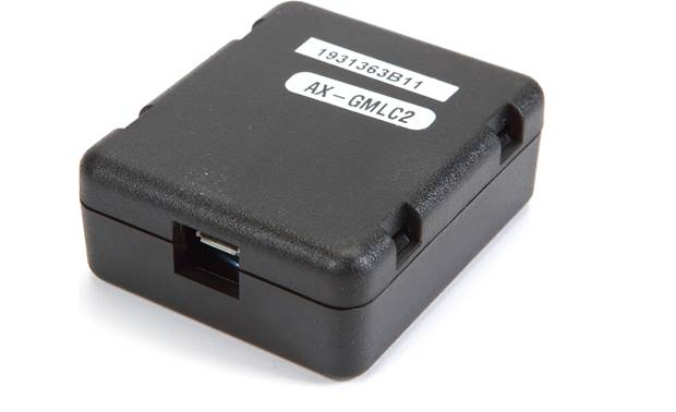 Axxess AX-GMCL2 Wiring Interface Other