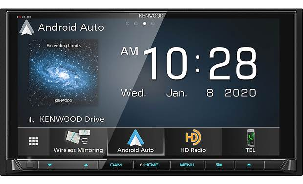 Kenwood Excelon DDX9907XR Other