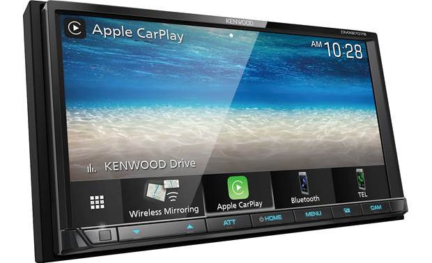 Kenwood DMX9707S Other