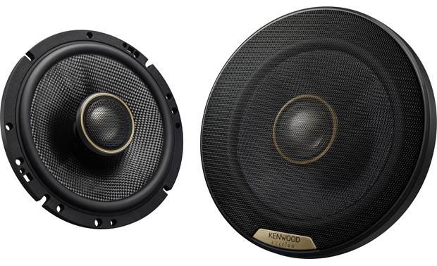 Kenwood Excelon XR-1701 Experience the exceptional sound of Kenwood's Excelon Reference Series speakers