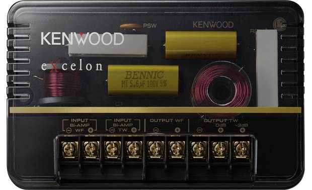Kenwood Excelon XR-1701P Other