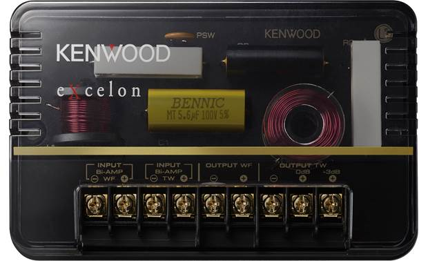 Kenwood Excelon XR-1801P Other