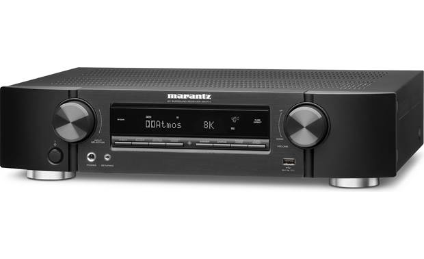 Marantz NR1711 (2020 model) This slimline receiver fits where larger models can't