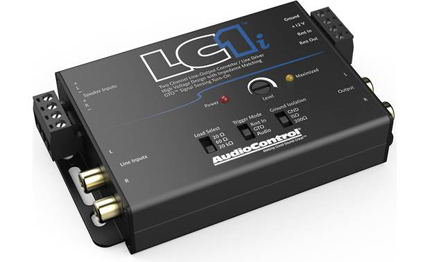 AudioControl LC1i Other