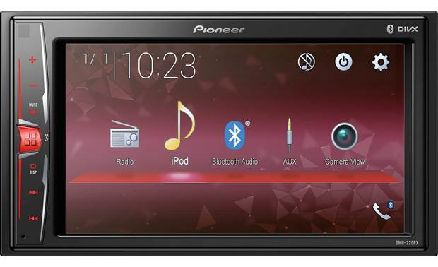 Pioneer DMH-220EX Other