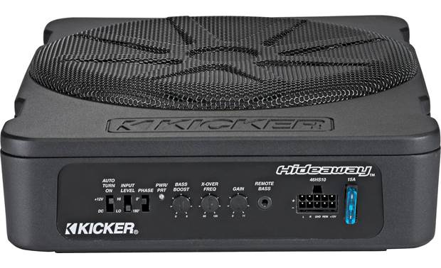 Kicker 46HS10 Other