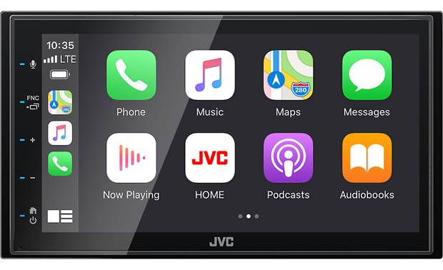 JVC KW-M560BT Add Apple CarPlay and Android Auto to your dash
