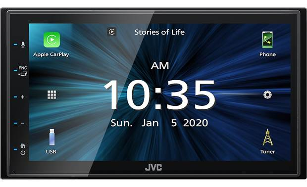 JVC KW-M560BT Other