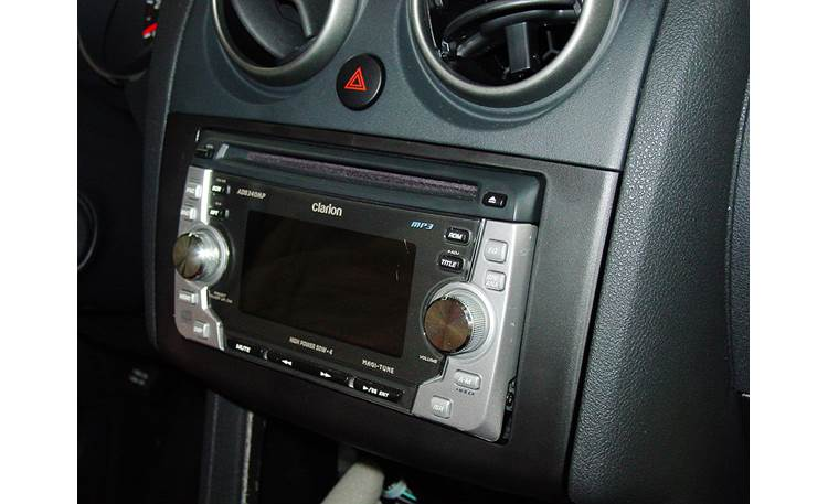 Metra 95-7425 Dash Kit Kit installed with double-DIN radio (sold separately)