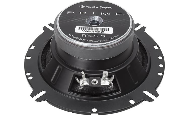 Rockford Fosgate R165-S Back