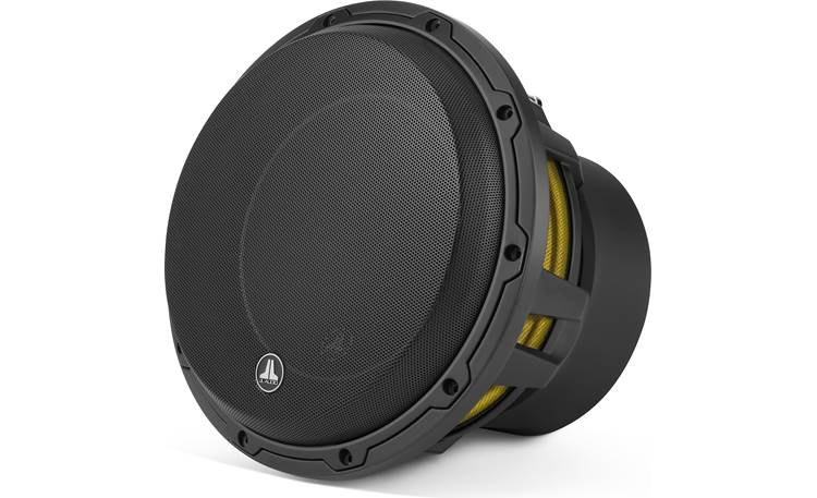 JL Audio 10W6v3-D4 Shown with optional grille (sold separately)