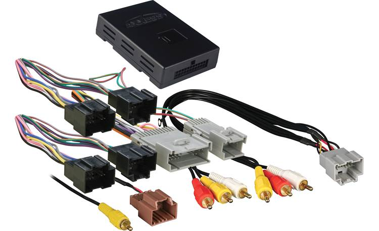 Axxess AX-ADGM100 Wiring Interface Front