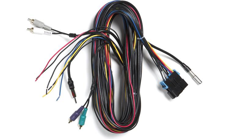 Metra 70-1857 Bypass Harness Front
