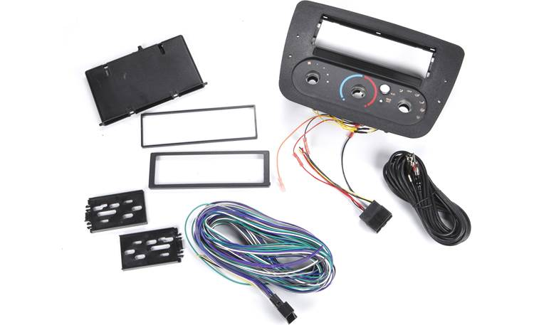 Scosche FD1380B Dash and Wiring Kit Front