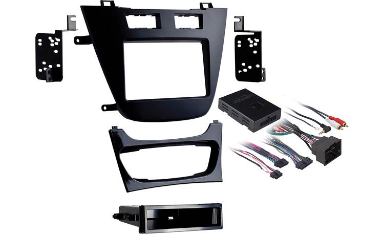 Metra 99-2022B Dash and Wiring Kit Install a new radio in select Buick Regal models