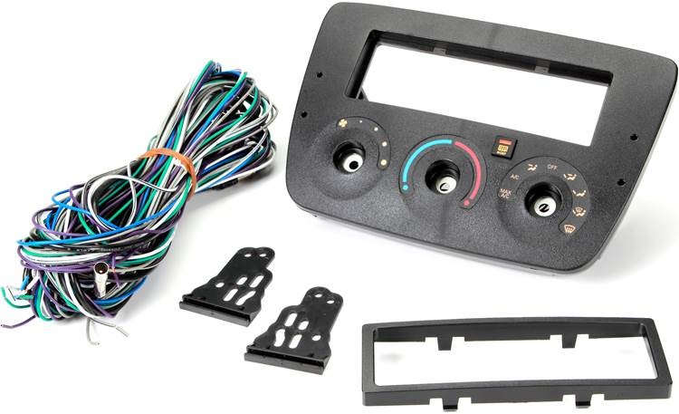 Metra 99-5716 Dash and Wiring Kit Front