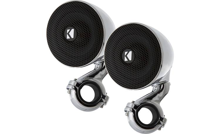 Kicker PSM Series Enclosed Speakers Model 40PSM34 (4-ohm version)