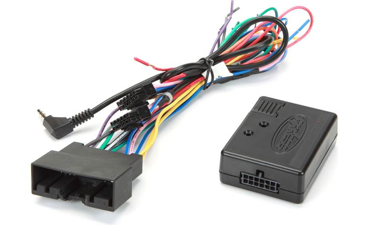 Axxess XSVI-5524-NAV Wiring Interface Front