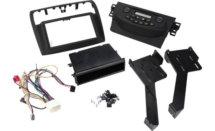 Metra 99-7809B Dash and Wiring Kit Front