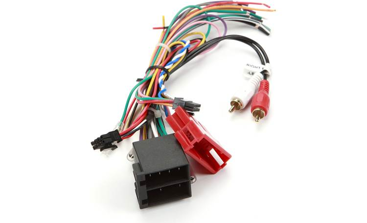 Scosche PE02SR Wiring Interface Other