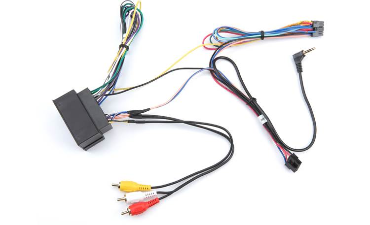 Axxess LC-CHRC-01 Wiring Interface Front