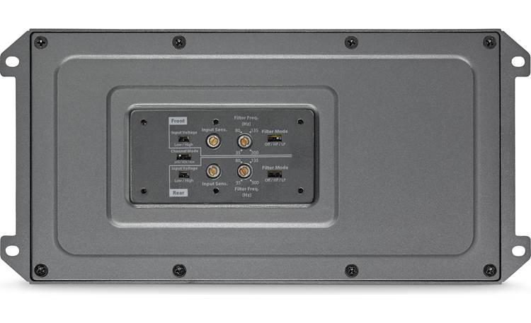 JL Audio MX500/4 Controls uncovered