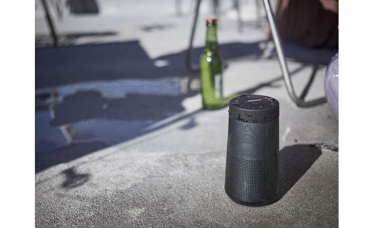Bose® SoundLink® Revolve <em>Bluetooth®</em> speaker Triple Black - water-resistant
