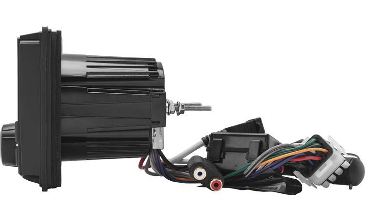 Rockford Fosgate YXZ-STAGE5 Receiver side view