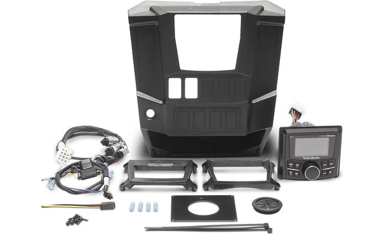 Rockford Fosgate RNGR-STAGE1 Front